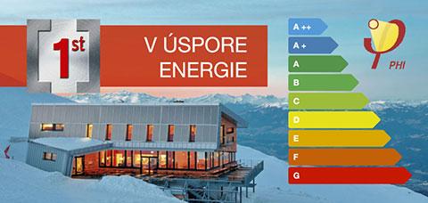 1st. V ÚSPORE ENERGIE